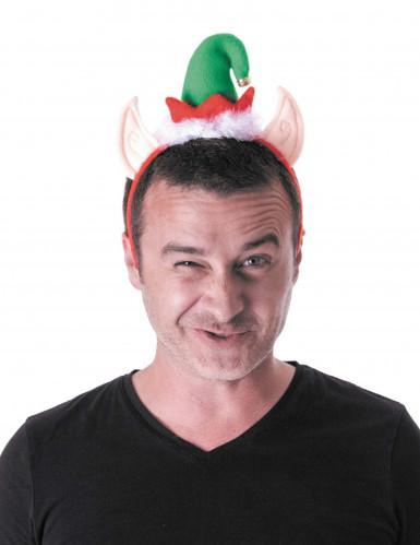 Cerchietto da elfo di Natale
