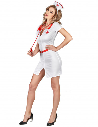 Costume da infermiera sexy per donna-1