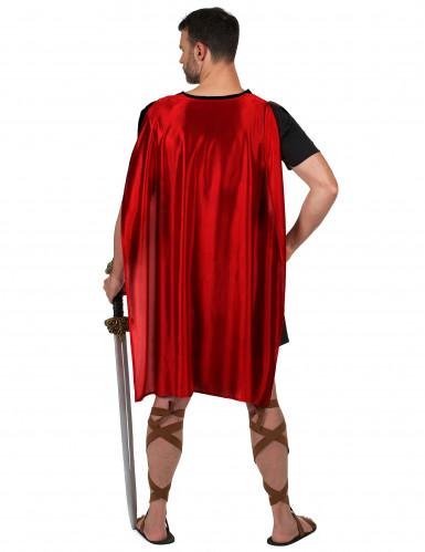 Costume da impavido gladiatore romano per uomo-2