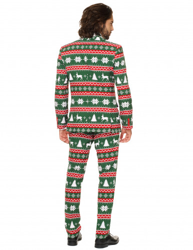 Costume Mr Natale Opposuits™ da uomo-2