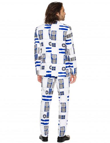 Costume Mr. R2D2 Star Wars™ per uomo Opposuits™-2
