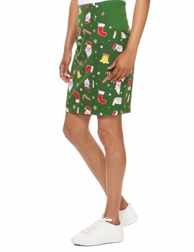 Costume Mrs Santaboss donna Opposuits™ Natale-1