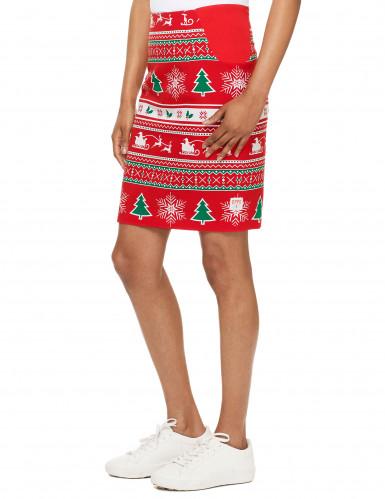 Costume Mrs. Winterwonderland donna Opposuits™ Natale-1