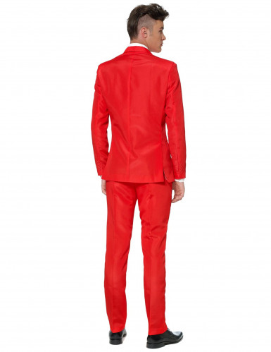 Costume Mr. Solid rosso uomo Suitmeister™-1