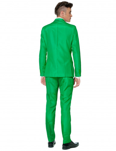 Costume Mr Solid verde uomo Suitmeister™-1