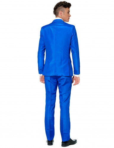 Costume Mr.Solid blu uomo Suitmeister™-1