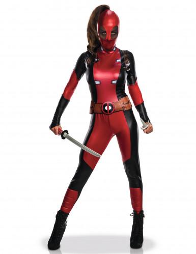 Costume sexy Deadpool™ donna