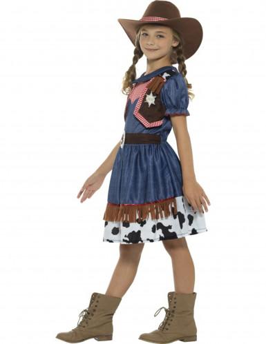 Costume da cowgirl per bambina-2