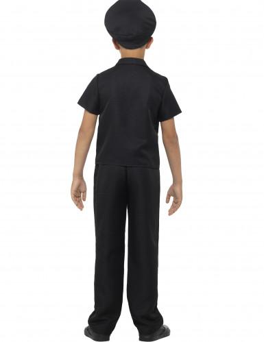 Vestito da poliziotto New York per bambino-1