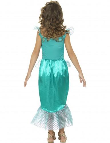 Costume da sirena elegante per bambina-1