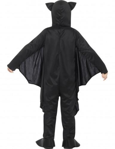 Vestito pipistrello scheletro bambino per Halloween-2