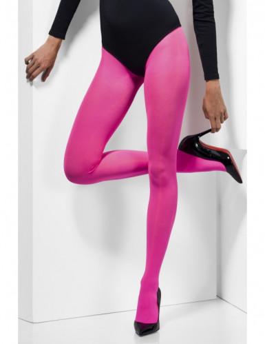 Calze opache rosa per adulto-1