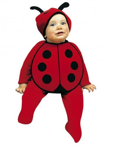 Costume coccinella bebè