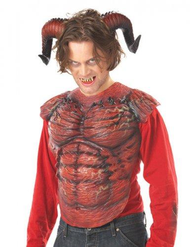 Corna da demone halloween
