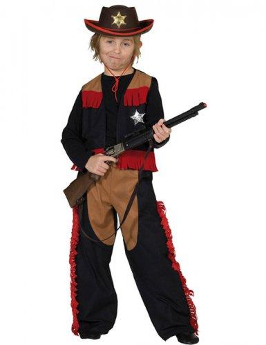 Costume da cowboy bambino