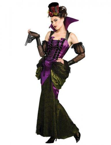 Costume da vampiro vittoriano per donna