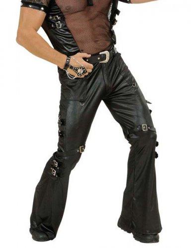 Pantalone da cantante rock per adulto