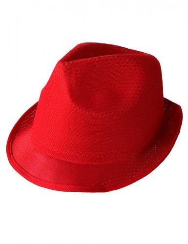 Cappello borsalino rosso