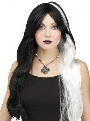 Parrucca da sposa gotica