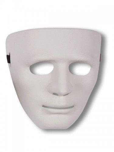 Maschera bianca da fantasma