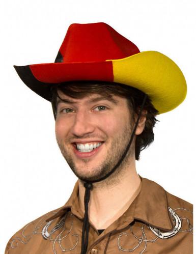 Cappello da cowboy tifoso tedesco