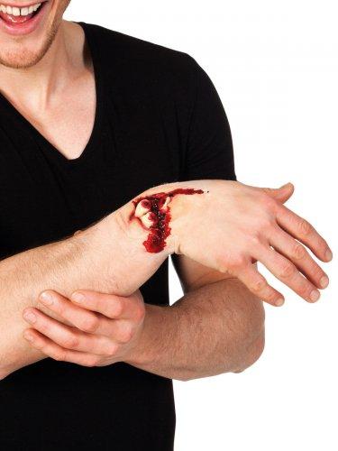Finta ferita con doppia frattura