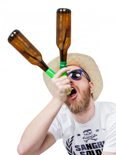 Porta bottiglie di birra Headrush Beer bong™