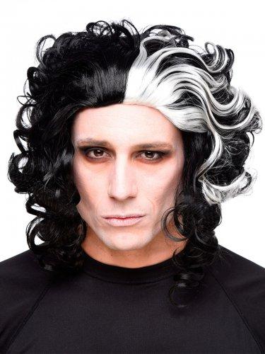 Parrucca Halloween Barbiere assassino