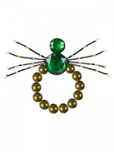 Magnifico braccialeragno di colore verde-1