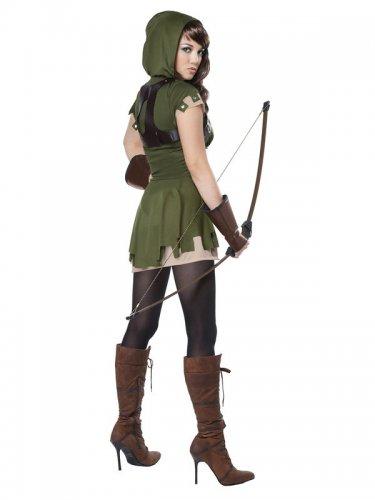 Costume arciere dei boschi per donna-1