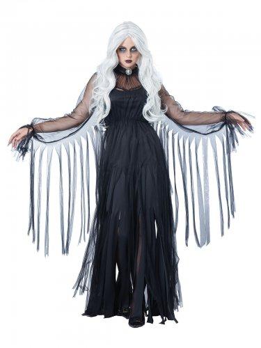 Vestiti Eleganti Halloween.Costume Da Fantasma Elegante Per Donna Costumi Adulti E Vestiti