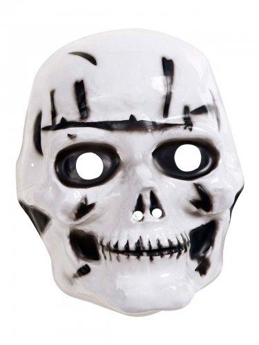 Maschera teschio per bambino halloween
