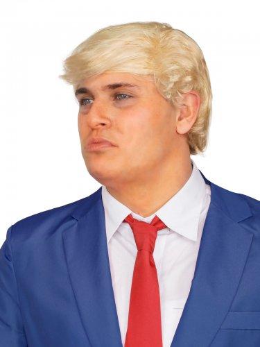 Parrucca Donald Trump per adulto