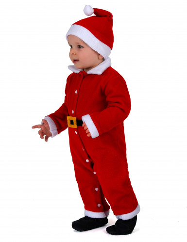 Costume da Babbo Natale per bebè-1