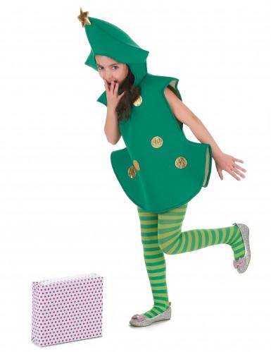 Costume albero di natale per bambino-1