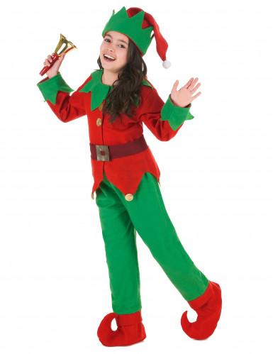 Costume Elfo di natale per bambino-1