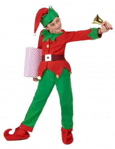 Costume Elfo di natale per bambino-2