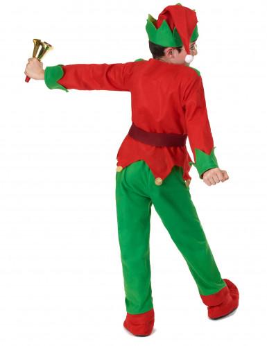 Costume Elfo di natale per bambino-3