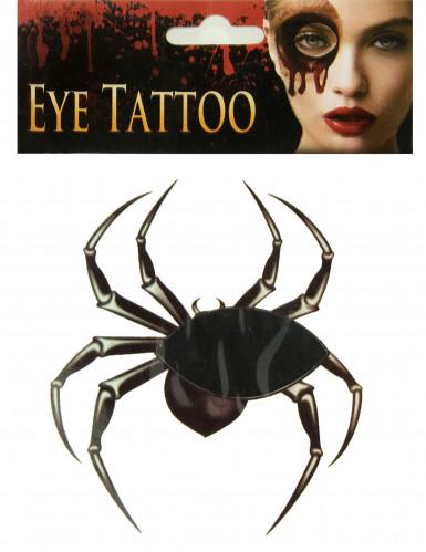 Tatuaggio per occhio ragnatela per adulto