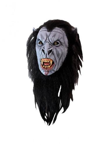 Maschera lupo dracula per adulto