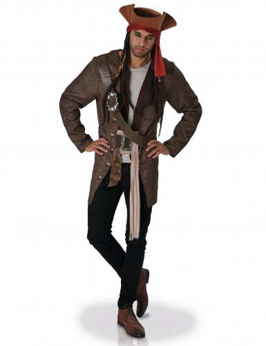 Costume Jack Sparrow™ Pirati dei Caraibi™