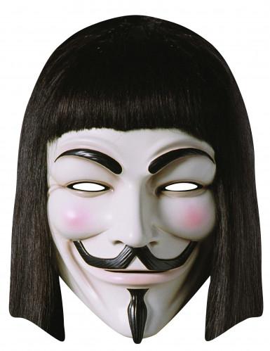 Maschera V per vendetta™ adulti