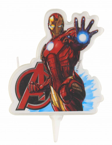Candela per compleanno Iron Man™ Avengers™