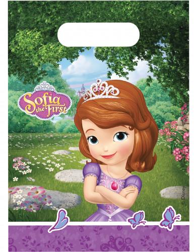 6 sacchetti Sofia la Principessa e l'unicorno™