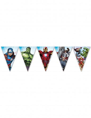 Ghirlanda con bandierine Avengers Mighty™-1