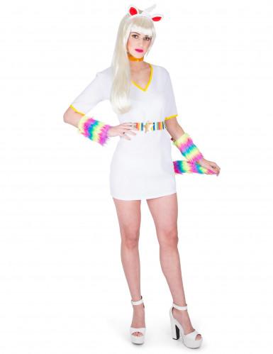 Costume unicorno per donna