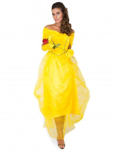Costume la bella principessa per donna-1
