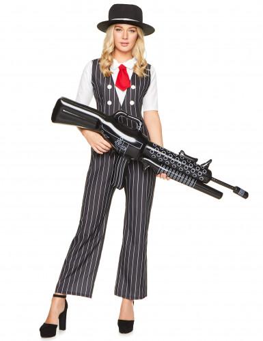 Costume Gangster donna-1