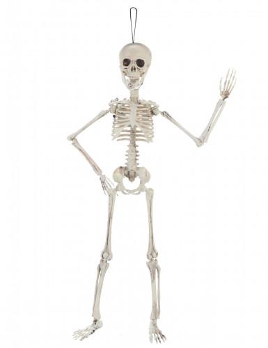 Decorazione per halloween scheletro mobile 48 cm-1