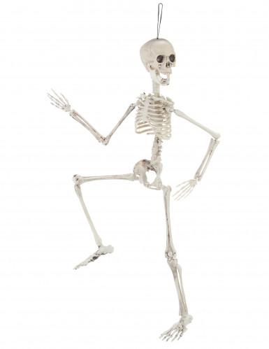 Decorazione per halloween scheletro mobile 48 cm-2